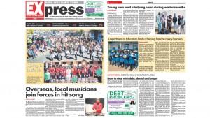 KWT Express Newspaper